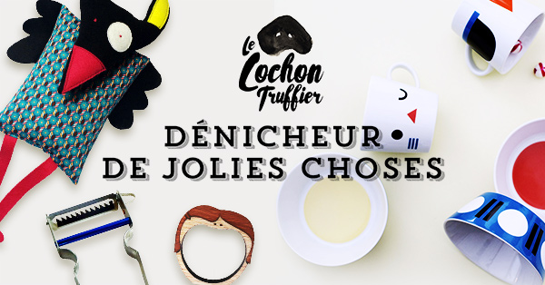 Le cochon truffier partenaire made in France d'achetons-local.com