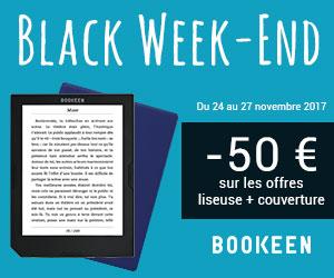 Bookeen Black Friday