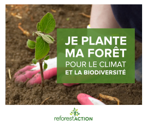 Partenariat reforest'action