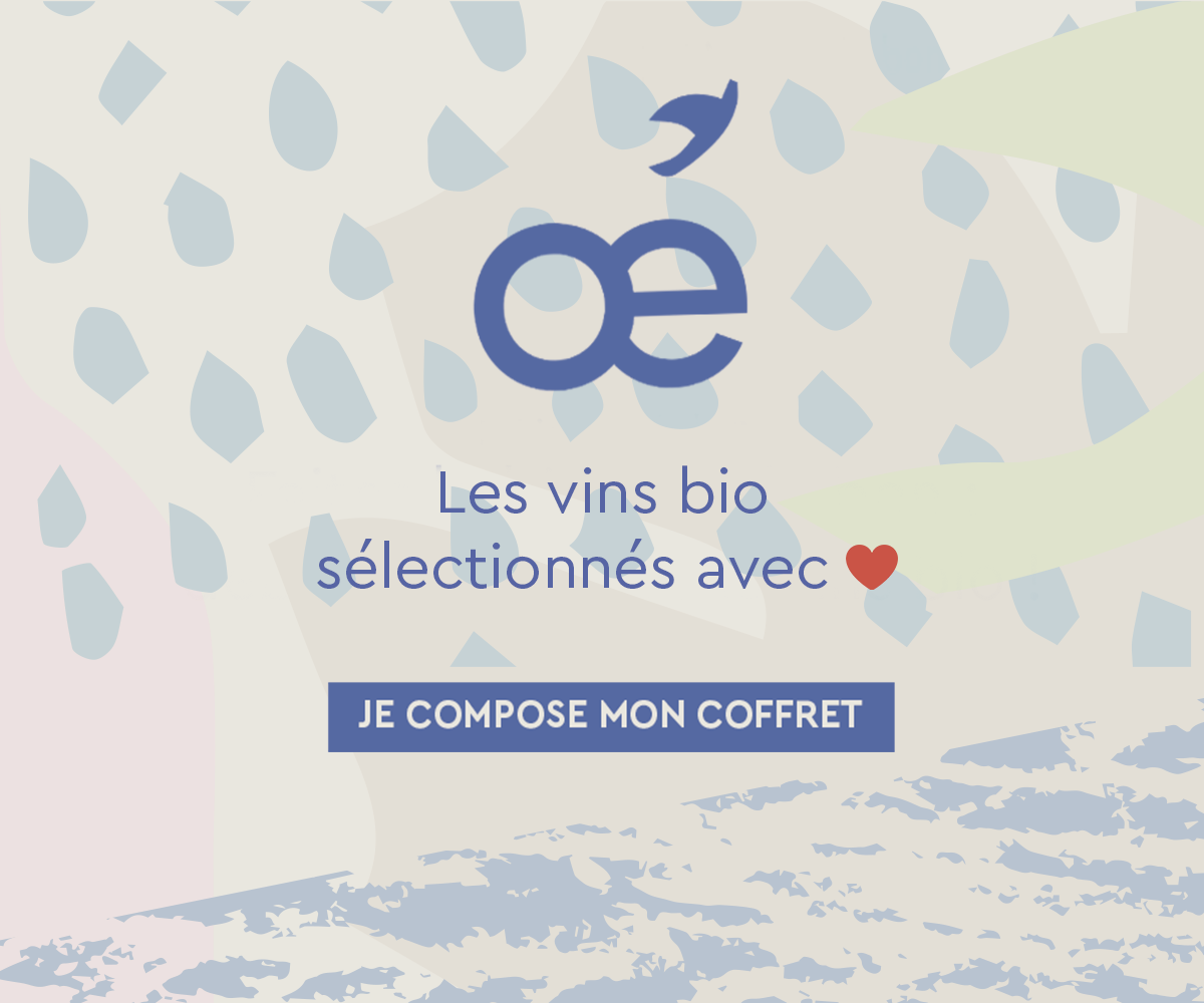 L'Oé vins bio partenaire made in France d'achetons-local.com