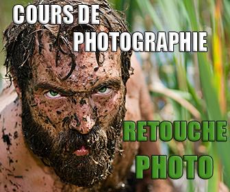 COURS DE PHOTOGRAPHIE ET RETOUCHE PHOTO