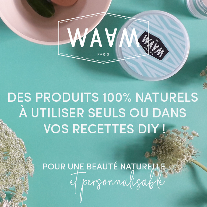code promo Waam Cosmetics