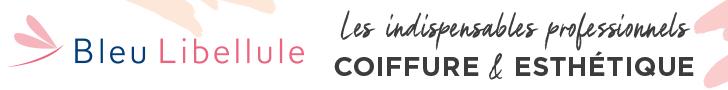 code promo bleu libellule