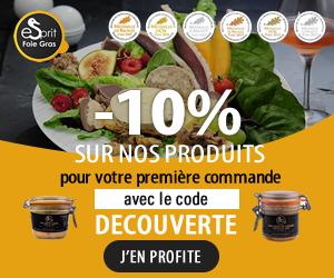 offre promo sur Esprit Foie Gras