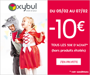 code promo oxybul