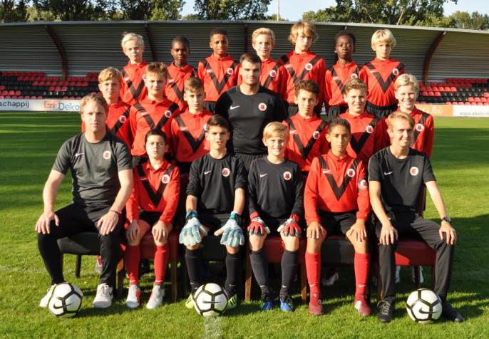 Teamfoto AFC JO13-2