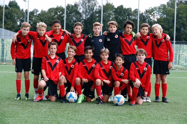 Teamfoto AFC JO13-3