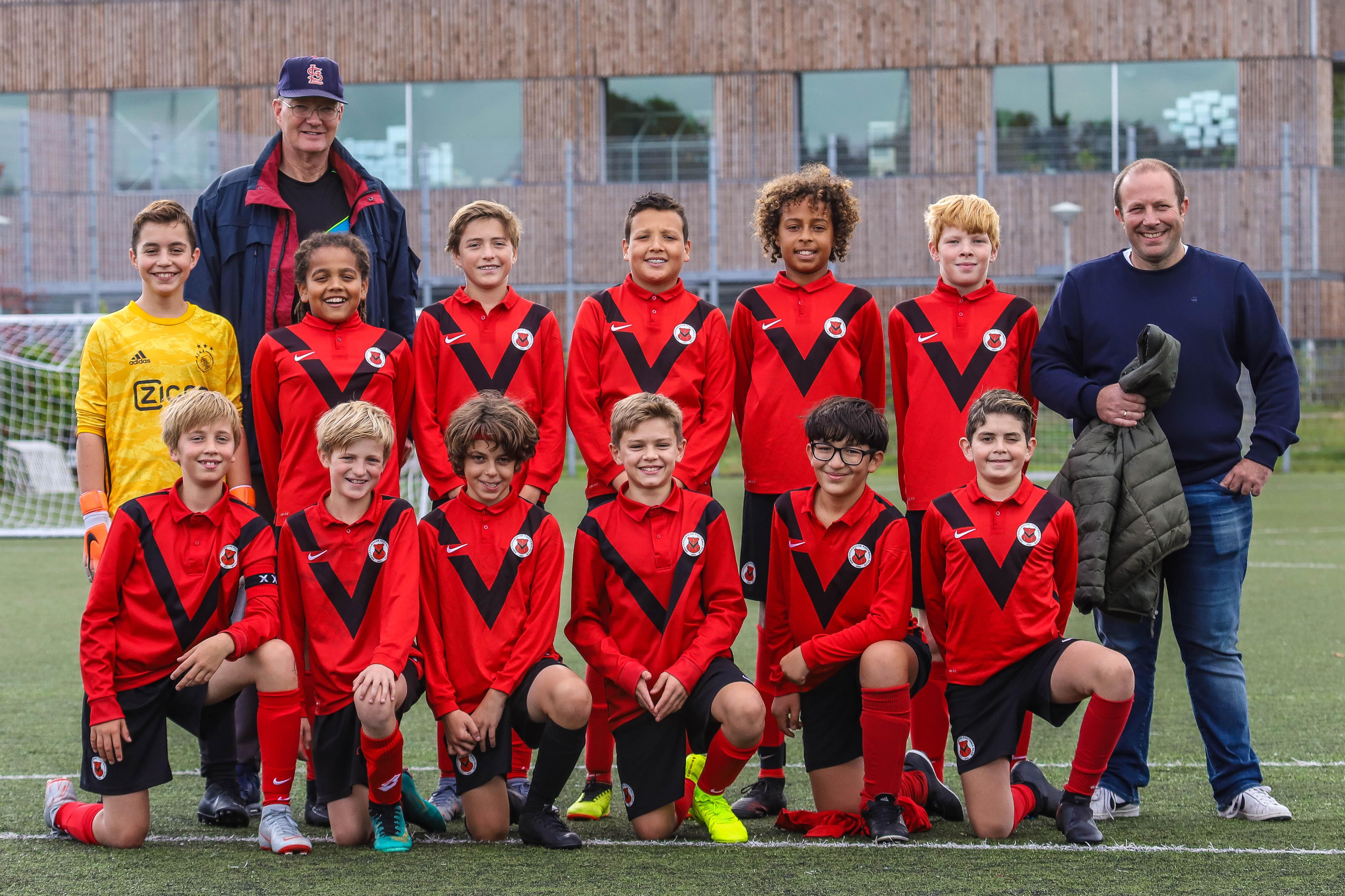 Teamfoto AFC JO13-6