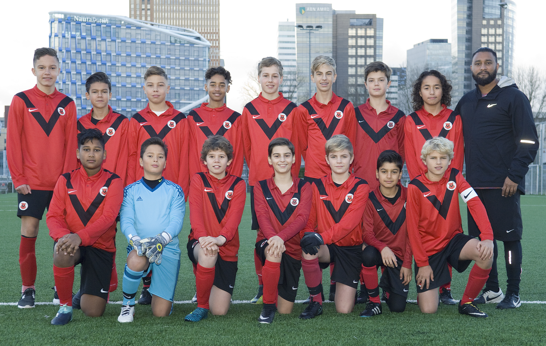 Teamfoto AFC JO13-7