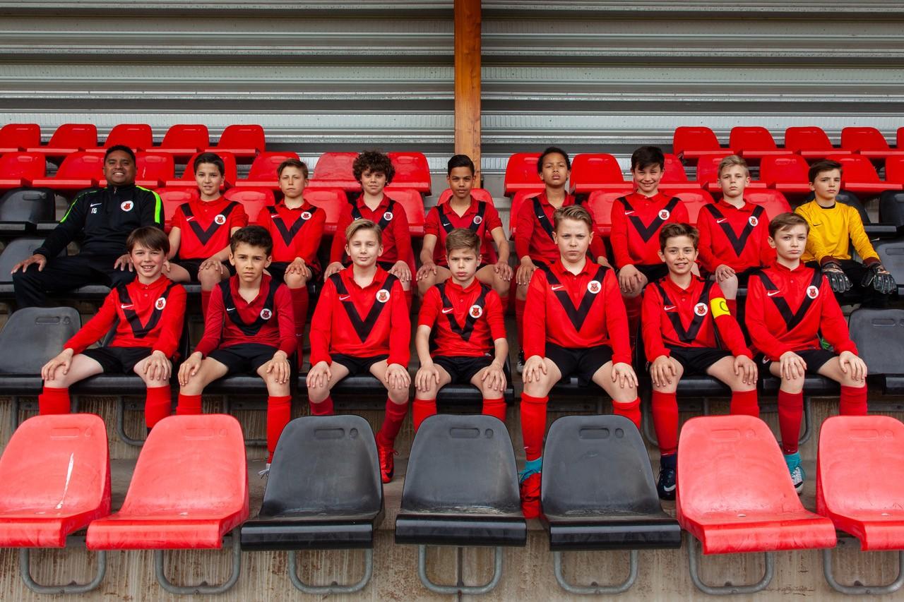 Teamfoto AFC JO12-1