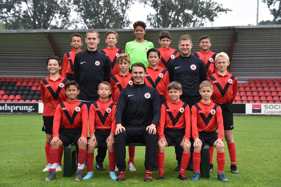 Teamfoto AFC JO11-1