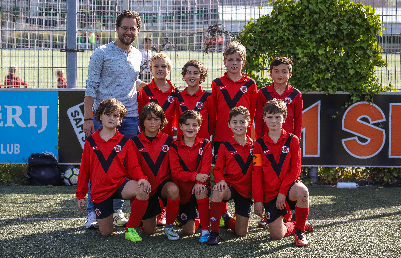 Teamfoto AFC JO10-4