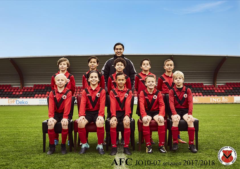 Teamfoto AFC JO10-2
