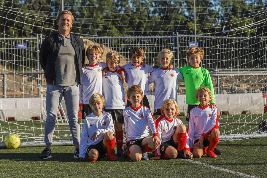 Teamfoto AFC JO9-4