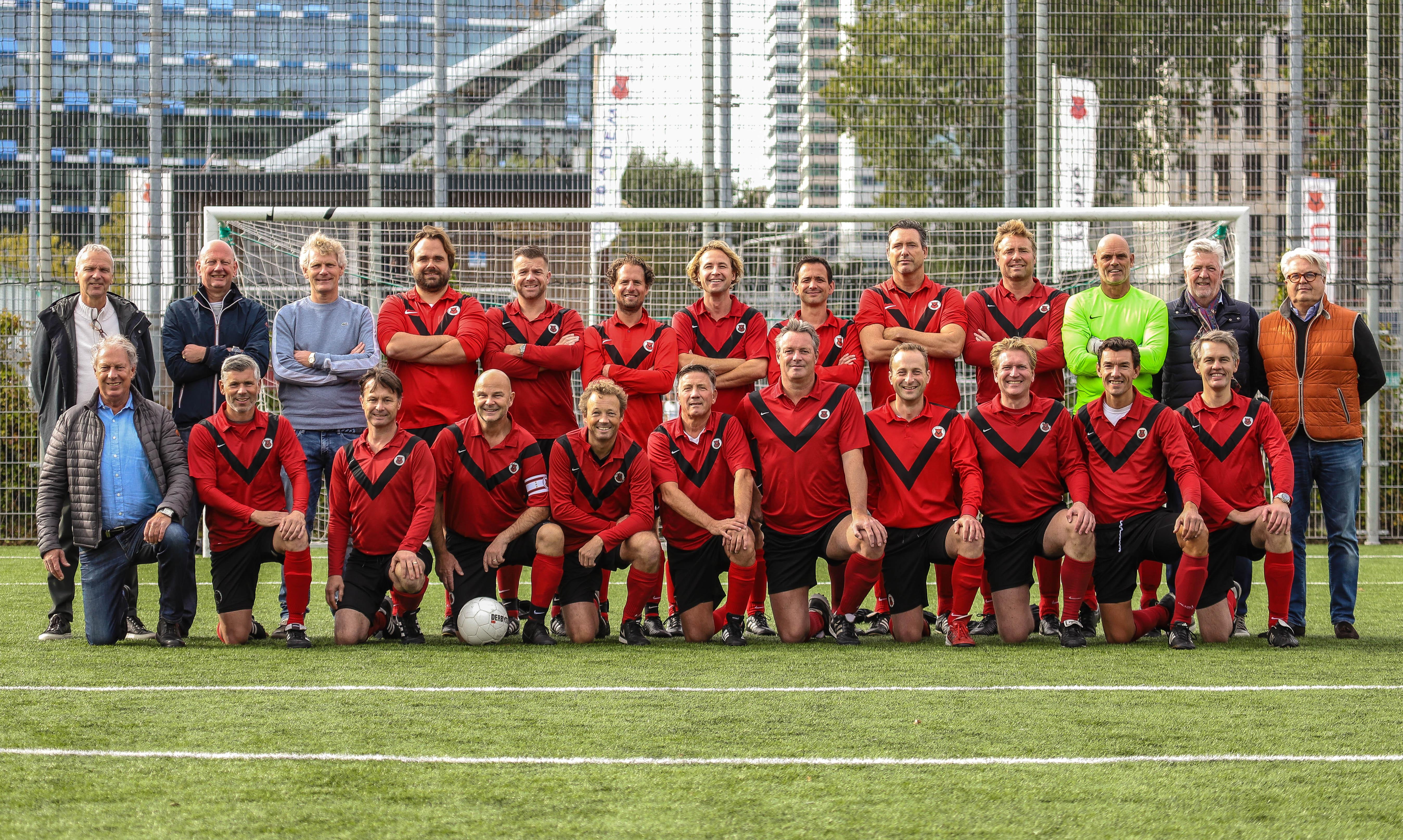 Teamfoto AFC Vet. 35+ 1