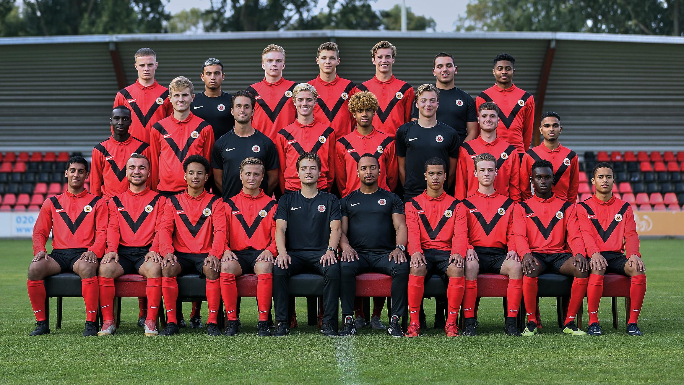 Teamfoto AFC JO19-1