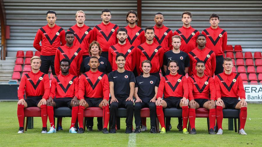 Teamfoto AFC Zondag 2