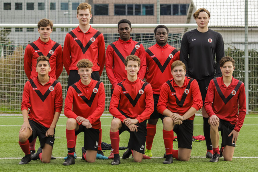 Teamfoto AFC JO19-2