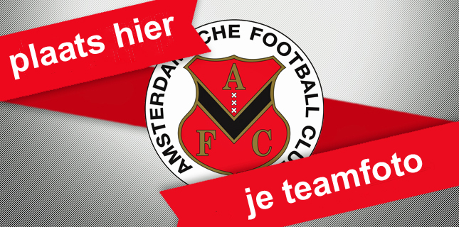 Teamfoto AFC Cambuur