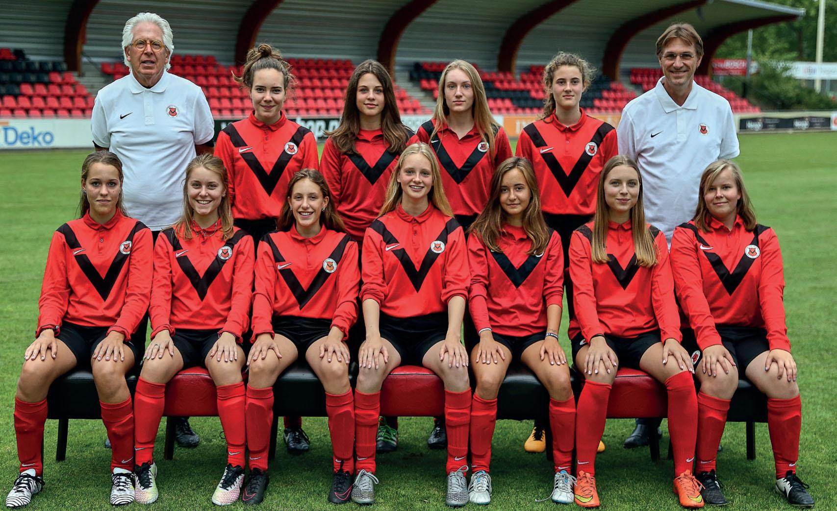 Teamfoto AFC MO19-1