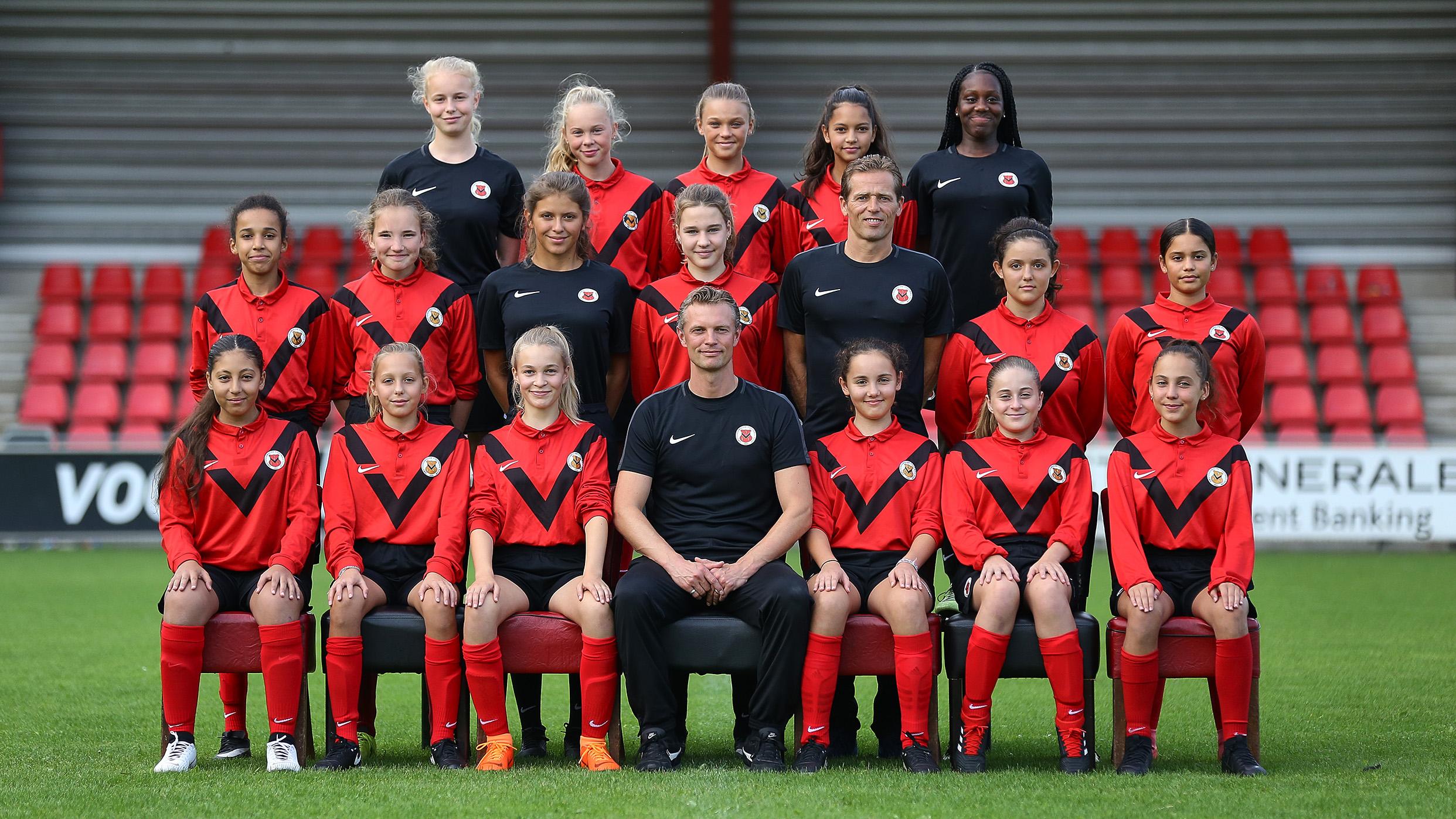 Teamfoto AFC MO15-1