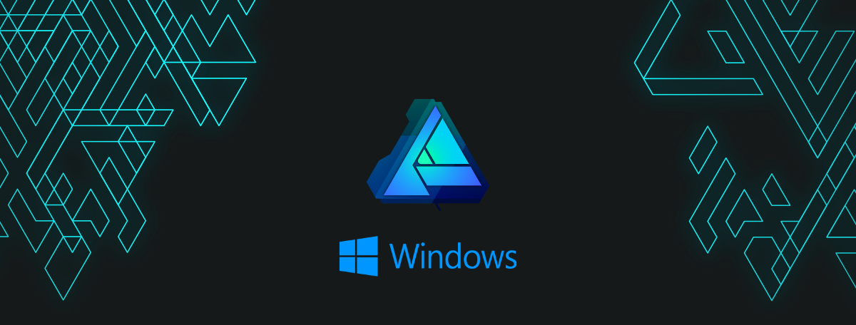 Affinity Designer for Windows has launched