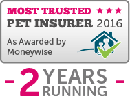 Most Trusted Pet Insurance Company 2015