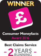 Best Claims Service For Two Years Running