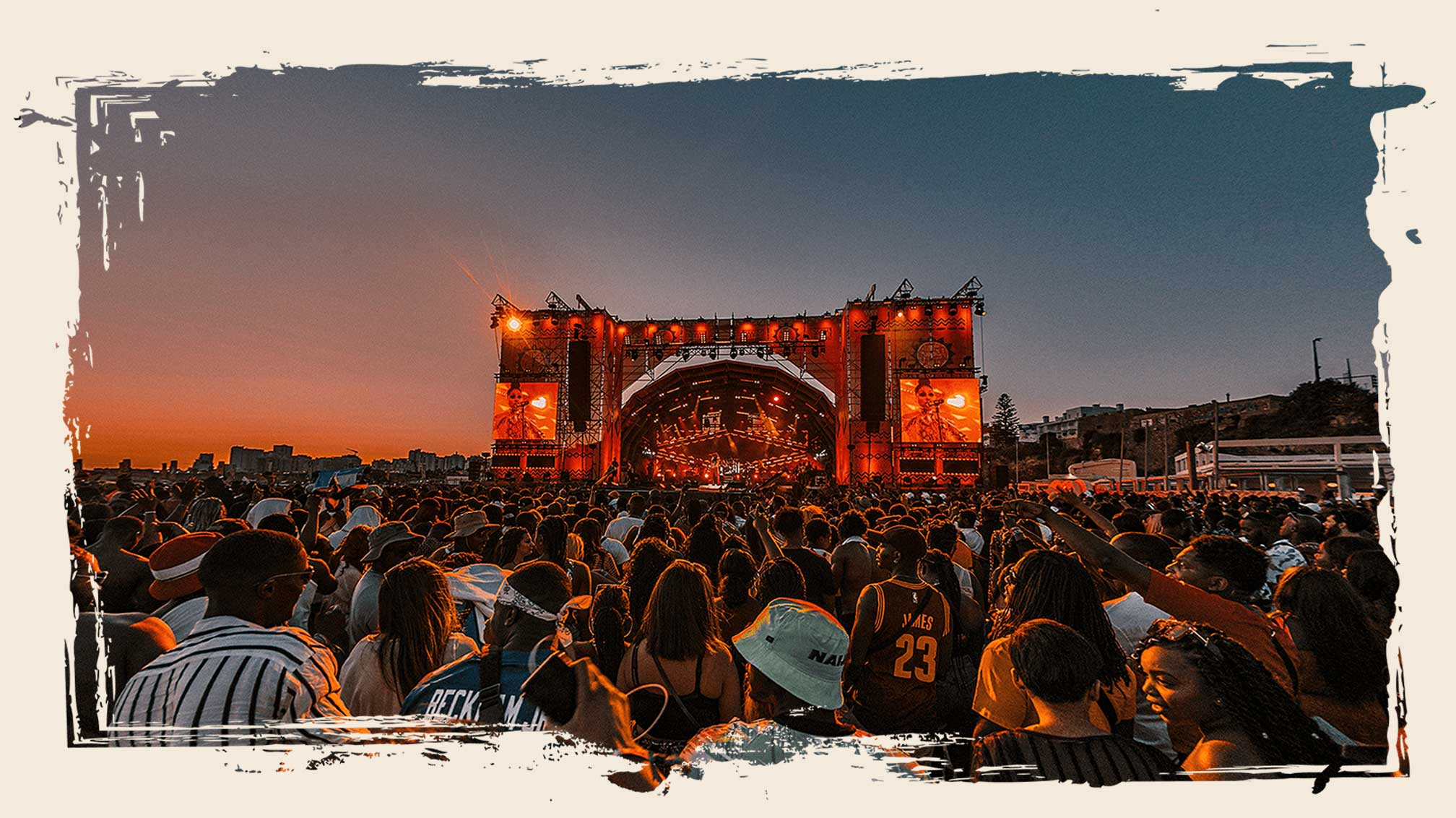 New West Fest 2020.Afro Nation Festival July 17 19th 2020 The Algarve
