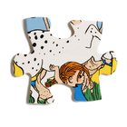 WOODEN PIPPI JIGSAW PUZZLE, 20