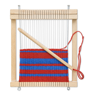 WEAVING FRAME, SQUARE