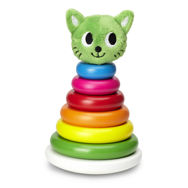 STAPELLEKSAK, KATT