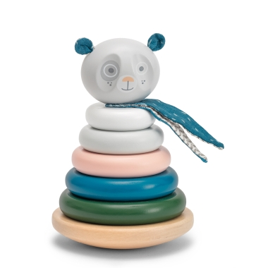 BEAR STACKER TOY, SENSES