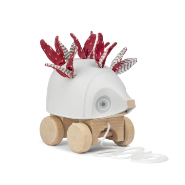 HEDGEHOG PULL-ALONG TOY