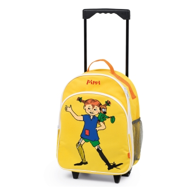 PIPPI TROLLEY BAG, YELLOW