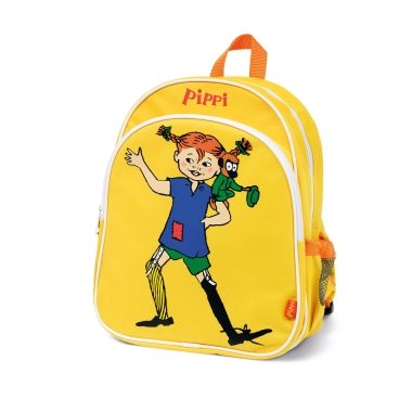 PIPPI BACKPACK, YELLOW