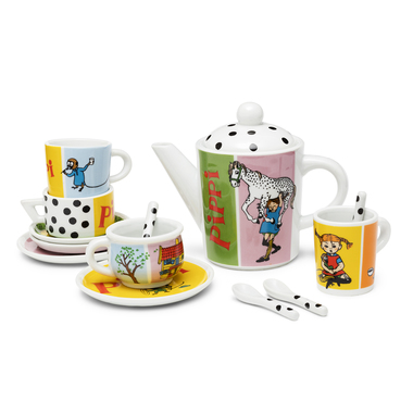 PIPPI KIDS TEA SETS