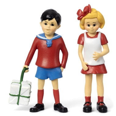 TOMMY & ANNIKA FIGURE SET
