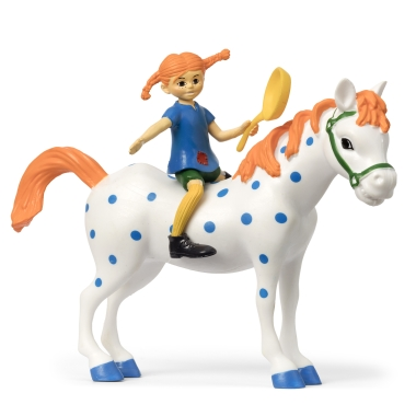 PIPPI & LITTLE BUDDY FIGURE