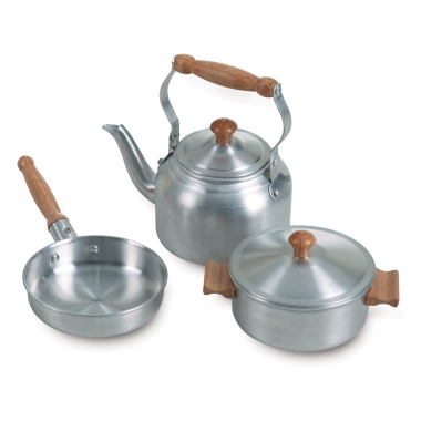COOKWARE SET, METAL