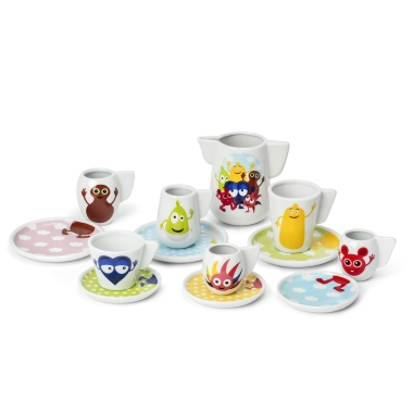 BABBLARNA TEA SET