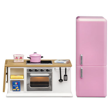 LUNDBY STOVE+FRIDGE SET