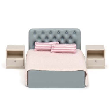 LUNDBY BASIC BEDROOM SET