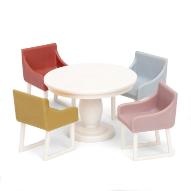 LUNDBY BASIC DINING ROOM SET