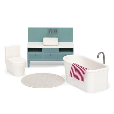 LUNDBY BASIC BATHROOM SET