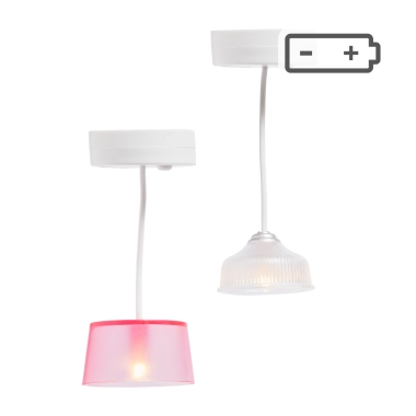 LUNDBY 2 CEILING LIGHTS