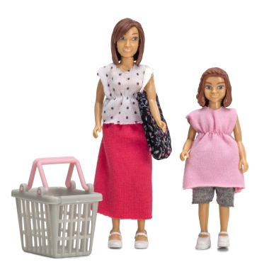 LUNDBY DOLL SET SHOPPING