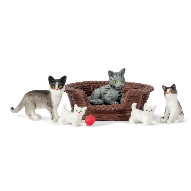 LUNDBY CAT FAMILY