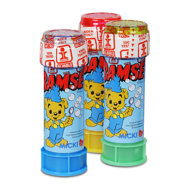 BLÅSB.BLISTER BAMSE 60ML 3 P