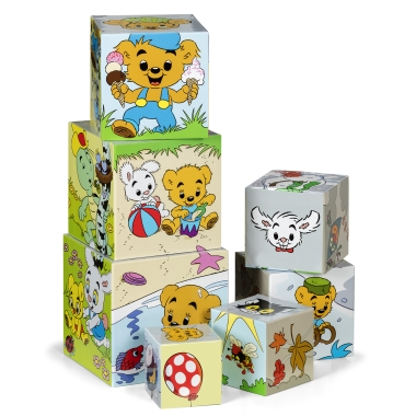BAMSE BUILDING BLOCKS SEASONS